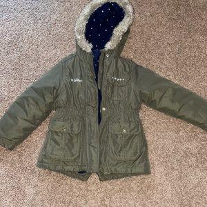OshKosh Toddler Heavy Duty Winter Jacket